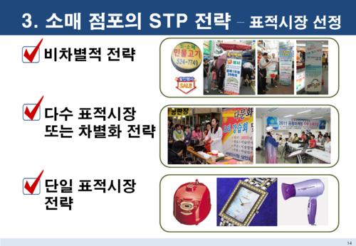 점포 창업 마케팅전략 보고서 - 섬네일 14page