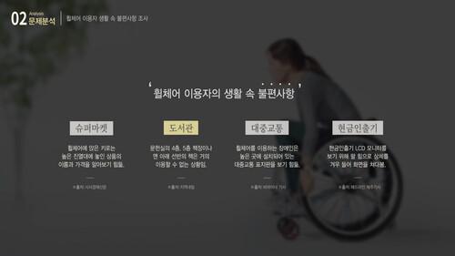휠체어 이용자를 위한 확대봉 디자인 개발 기획서 - 섬네일 11page