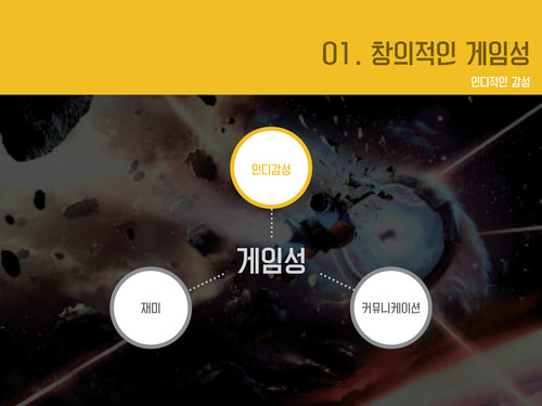 코즈믹 온라인 게임소개서 - 섬네일 7page