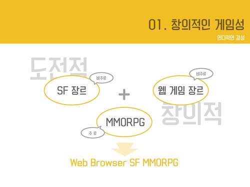 코즈믹 온라인 게임소개서 - 섬네일 8page