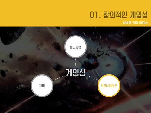 코즈믹 온라인 게임소개서 - 섬네일 14page