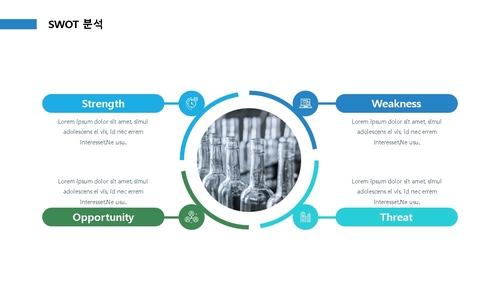 유리병용기 제조업 자금조달용 사업계획서 - 섬네일 19page