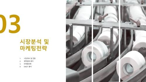 펄프 제조업 자금조달용 사업계획서 - 섬네일 15page
