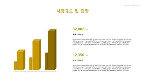 펄프 제조업 자금조달용 사업계획서 - 섬네일 16page