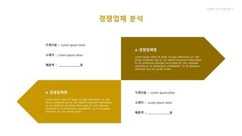 펄프 제조업 자금조달용 사업계획서 - 섬네일 17page