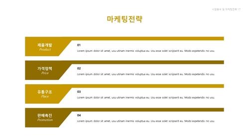 펄프 제조업 자금조달용 사업계획서 - 섬네일 18page