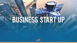 비즈니스 스타트업 PPT 배경템플릿 (Business)