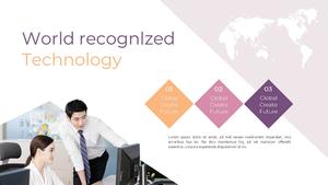 글로벌 비즈니스 PPT 템플릿 (Business)