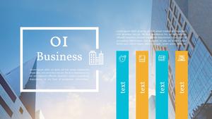 비즈니스 피피티 템플릿 (Business)