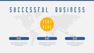 Simple Business 피피티 배경 (비즈니스)