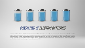전기 자동차 (Electric Car) 피피티 배경