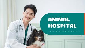동물병원 PPT 템플릿 (Animal Hospital)