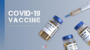 Covid-19 백신 피피티 템플릿