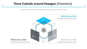 Cuboids 육각형 주기형 스마트아트 (화학)