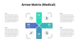 Arrow 행렬형 다이어그램