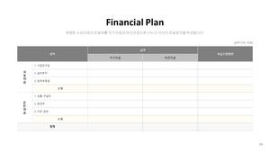 도.소매업 자금조달용 사업계획서 (식자재납품) #30