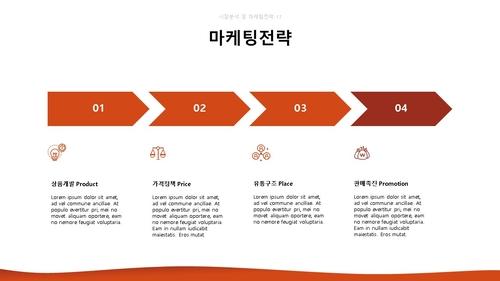 주류 도소매업 자금조달용 사업계획서 - 섬네일 18page