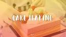 케이크(cake) 파워포인트 테마 템플릿