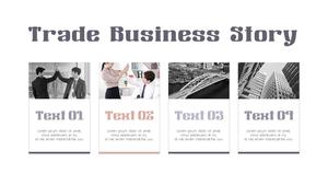 무역 산업 (물류,운송) Presentation 템플릿