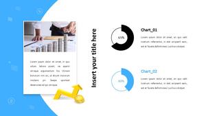 Finance(금융) 파워포인트 템플릿 #8
