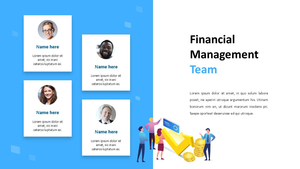 Finance(금융) 파워포인트 템플릿 #18