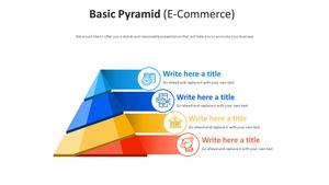 Basic 피라미드 다이어그램 (전자상거래)