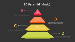 입체 피라미드 Diagram (Music)