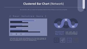 가로 막대형 Chart (네트워크)