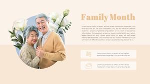 가정의 달 (Family Month) 피피티 배경