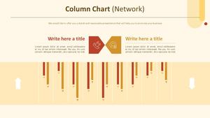 세로 막대형 Chart (네트워크)