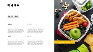 (음식점업) 도시락전문점 표준 사업계획서