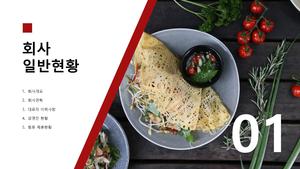 (음식점) 태국음식 전문점 표준사업계획서