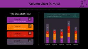 세로 막대형 차트 (X-MAS)
