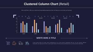 세로 막대형 Chart (리테일)