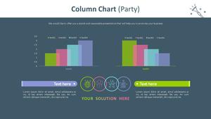 세로막대형 Chart (파티)