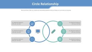 Circle 관계형 다이어그램