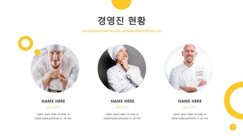 (샌드위치 전문점) 음식업점 창업 사업계획서 - 섬네일 6page