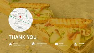(샌드위치 전문점) 음식업점 창업 사업계획서 #27