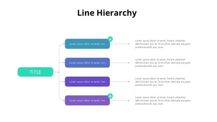 Line Hierarchy 다이어그램