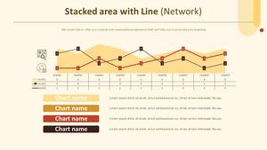 꺾은선형 & 영역형 혼합차트 (네트워크)