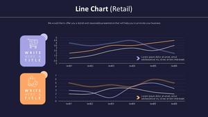 꺾은선형 차트 (리테일)