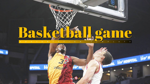 basketball(농구) 파워포인트 템플릿