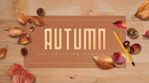 Autumn (가을) Powerpoint 배경