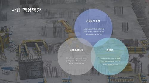 철근·콘크리트공사업 자금조달용 사업계획서 - 섬네일 12page