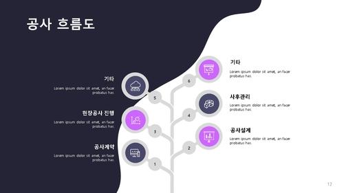 자금조달용 건설업 사업계획서_강구조물공사업 - 섬네일 13page
