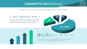 분리 원형 Chart (여가활동)