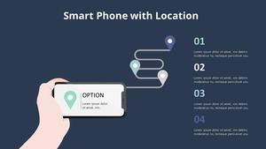 스마트폰 With Location 인포그래픽