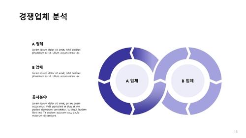 강구조물 공사업 투자제안서 - 섬네일 17page