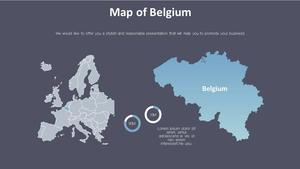 벨기에 지도형 다이어그램