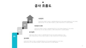 투자제안서 지붕판금 건설업 #13